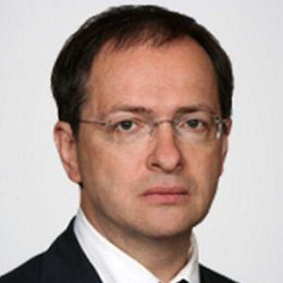 Vladimir Medinsky Girlfriends and dating rumors
