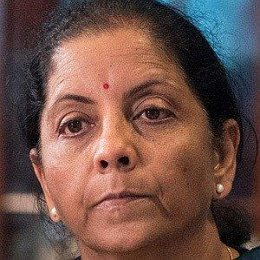 Nirmala Sitharaman Boyfriends and dating rumors